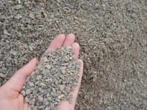ПГС для приготовления бетона